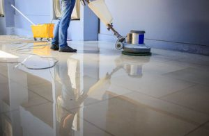A janitorial business may need to be bonded.